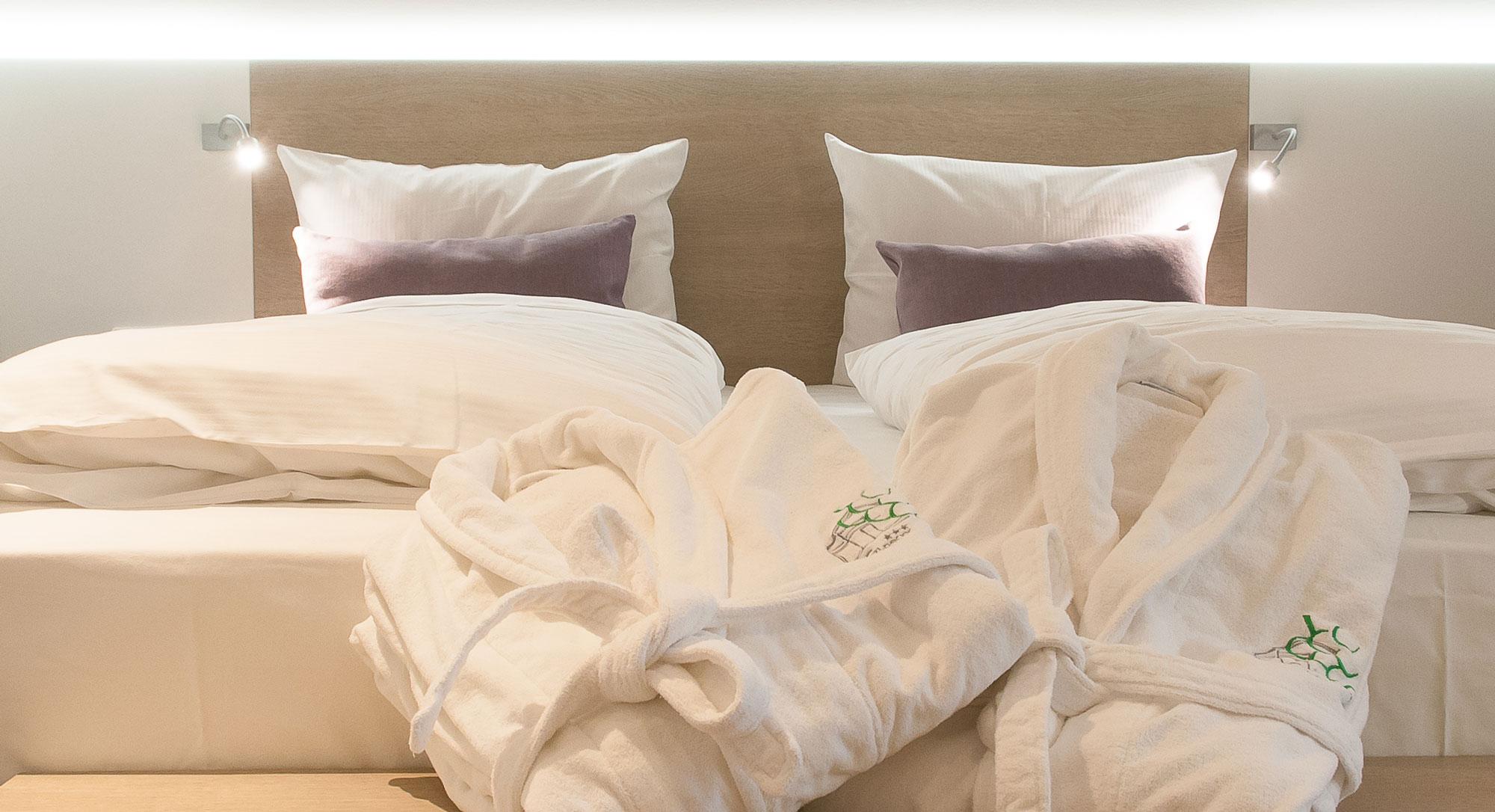 Zimmer und Apparements Hotel im Weingarten